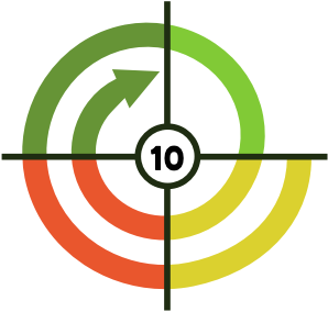 Tactical 10 Icon